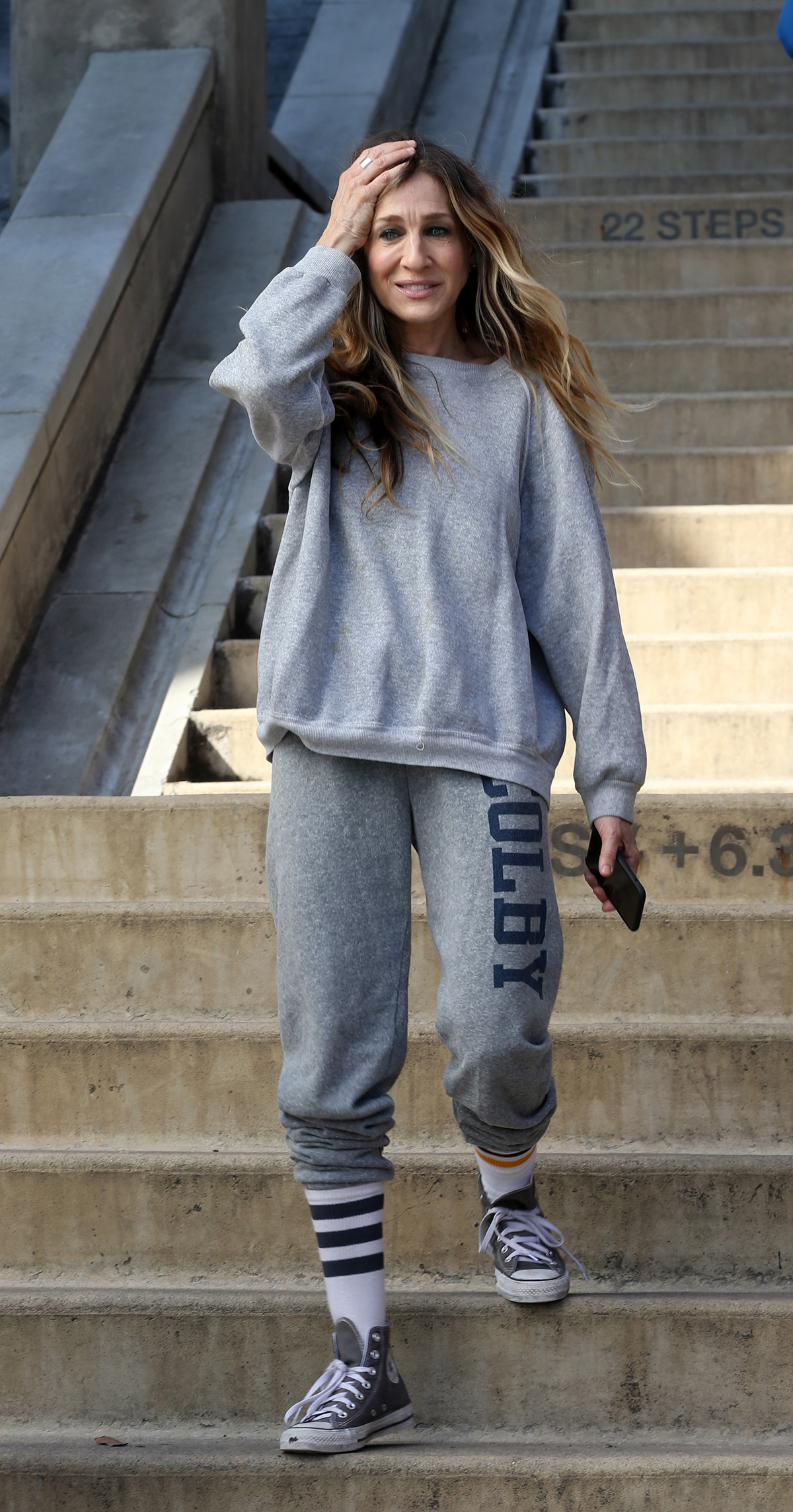 0d4babed5a8a9 6 Celebs Who Showed Us How to Style These Converse Sneakers