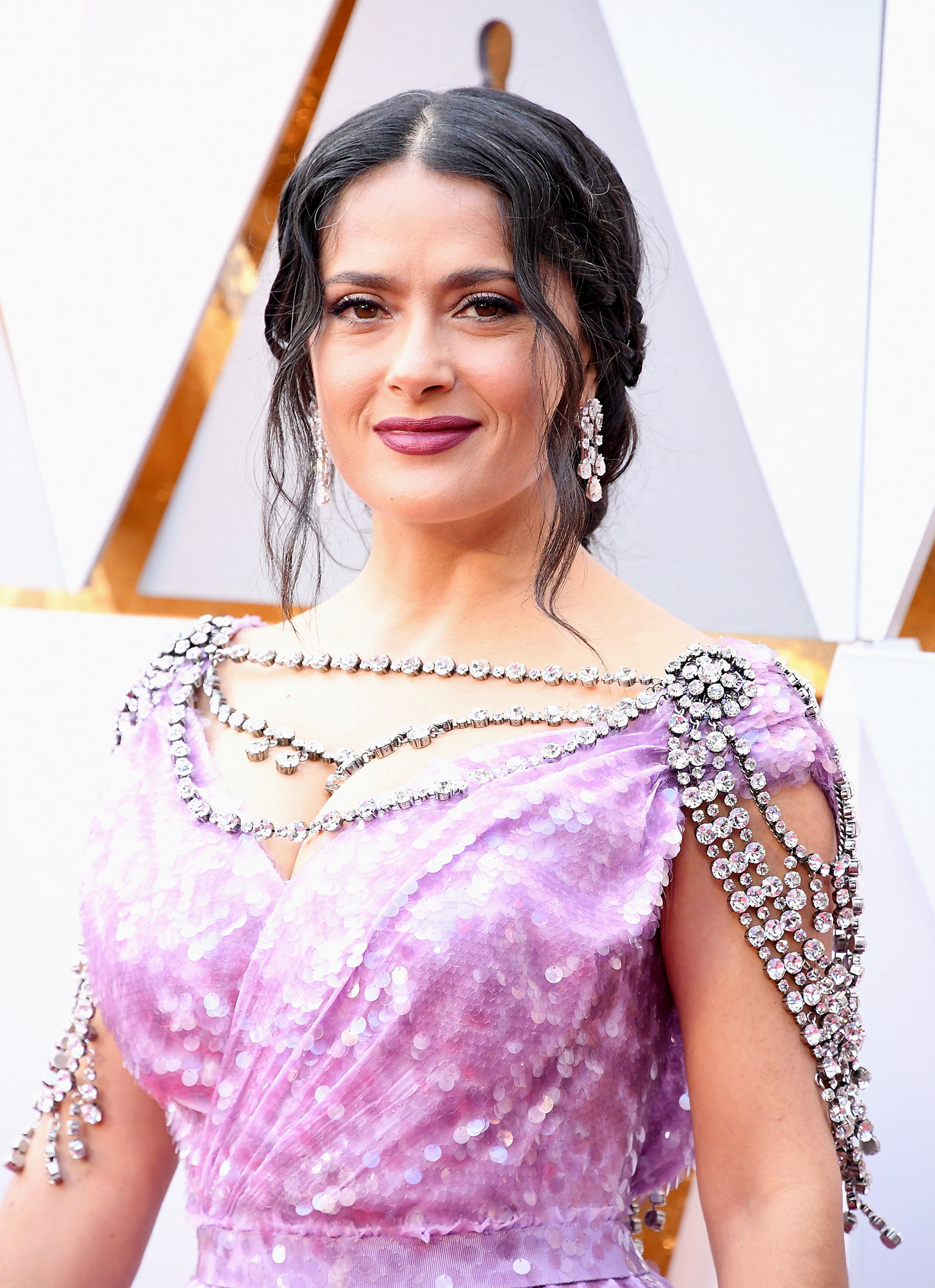 Salma Hayek - Stars Who Have Never Won Oscars - For all her films, the Hollywood heavyweight has just one Oscar nomination to date — 2002's Best Actress in a Leading Role for Frida .