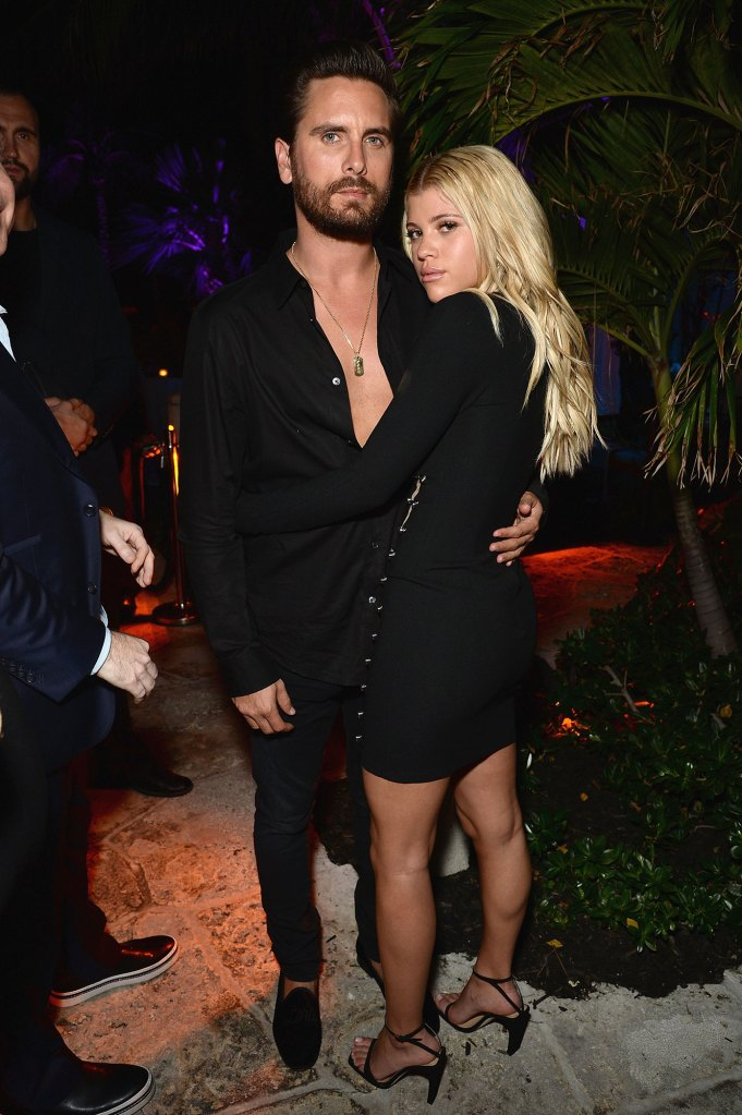 Sofia Richie Likes Her 'Little Private Life' With BF Scott Disick