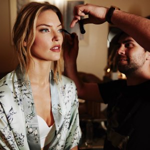 Martha Hunt See How a Victoria Secret Model Gets Ready for a Red Carpet