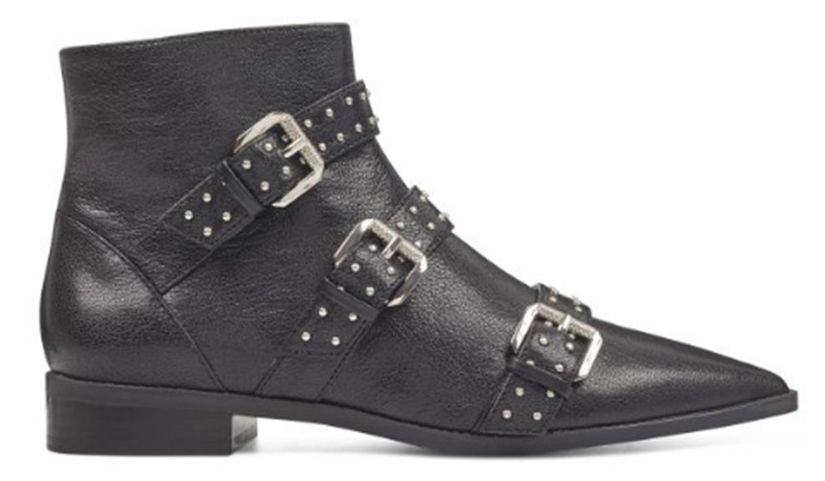 Seraphim Black Boots