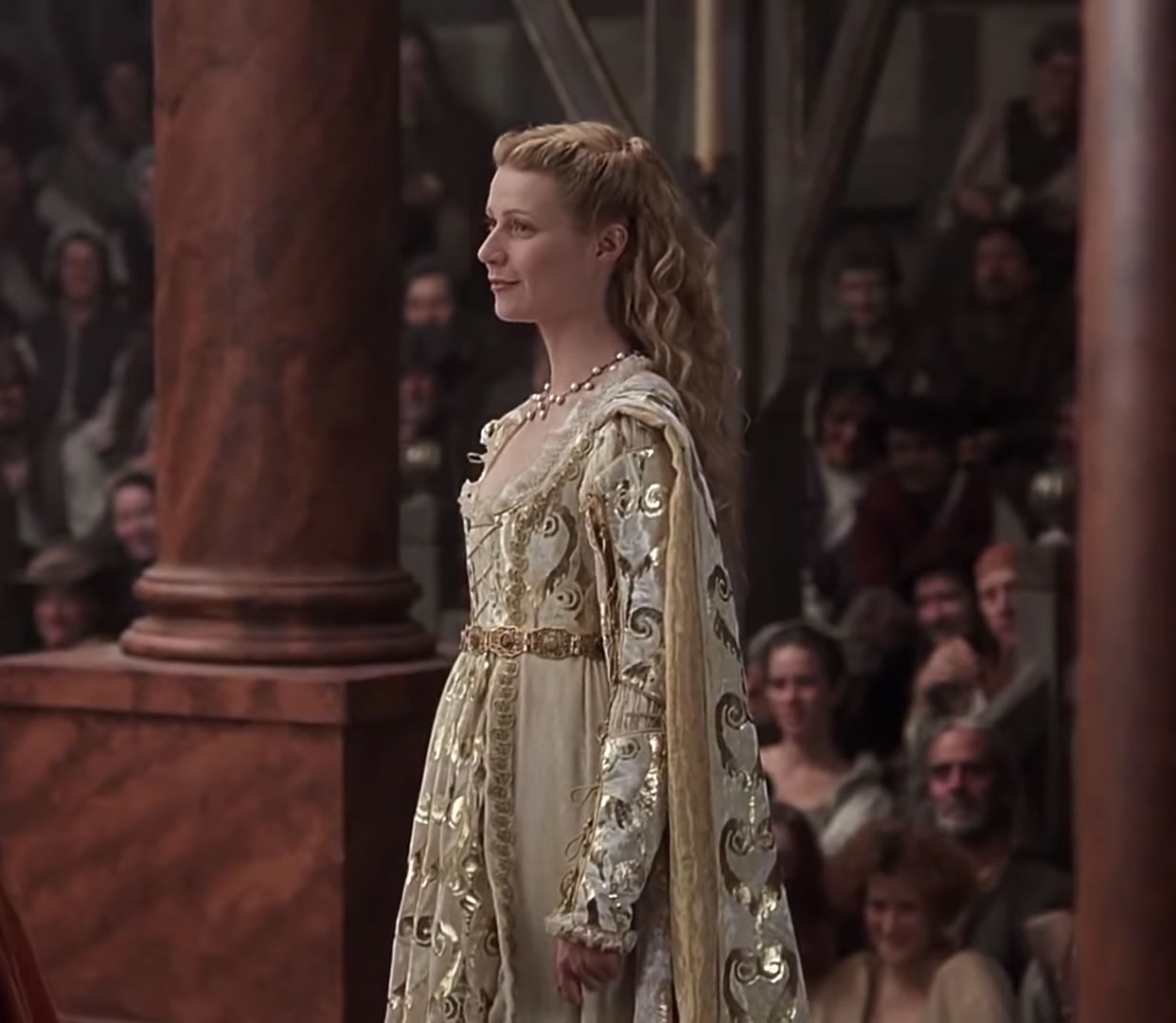 Gwyneth Paltrow Initially Turned Down 'Shakespeare in Love' After 'Terrible Breakup' With Brad Pitt - Gwyneth Paltrow in 'Shakespeare in Love'