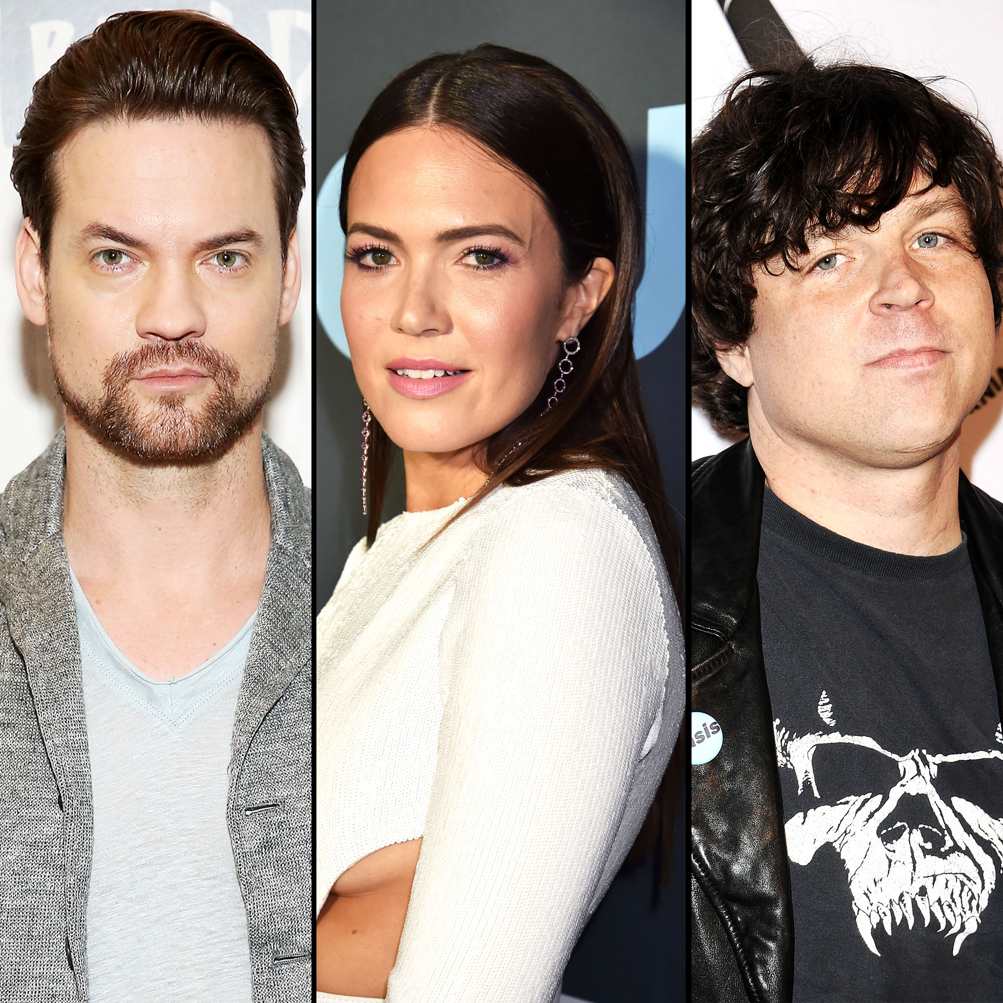 Shane West Calls Mandy Moore The Strongest Woman He Knows
