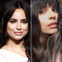 Sofia Carson's Bangs Joins Our List of Celeb Hair Changes of 2019