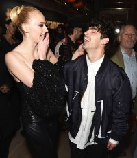 Grammys 2019 Afterparty Sophie Tuner Joe Jonas