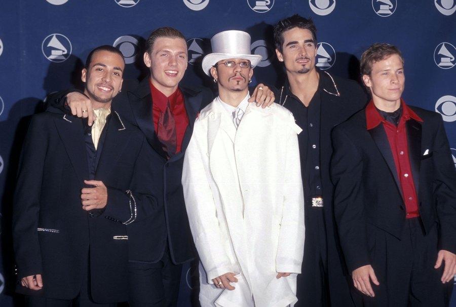 Backstreet Boys Grammys