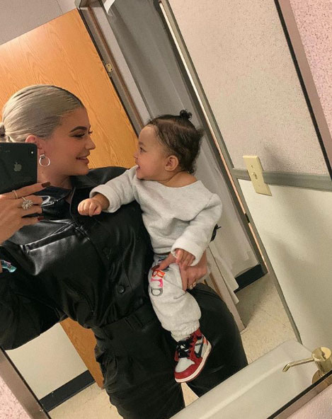 Stormi Webster Almost Didn't Have a 1st Birthday Party Mom Kylie Jenner Explains Why