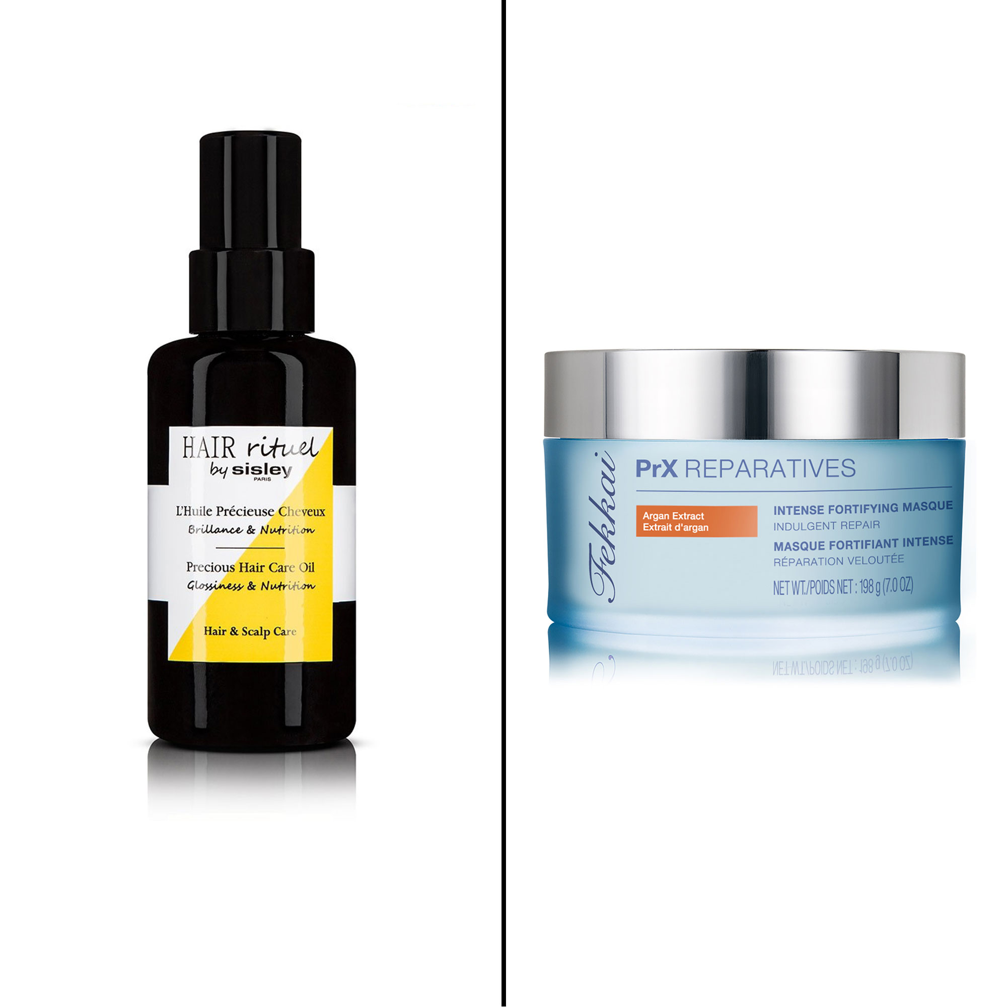Splurge vs. Save: Salon-Worthy Hair Treatments For Every Type of Need - Splurge: Sisley Hair Rituel Precious Hair Care Oil Glossiness and Nutrition Just a small bit of this oil smooths and nourishes hair with good-for-it ingredients like shea, passion fruit and moringa oils. It's pricey, but it's worth it.