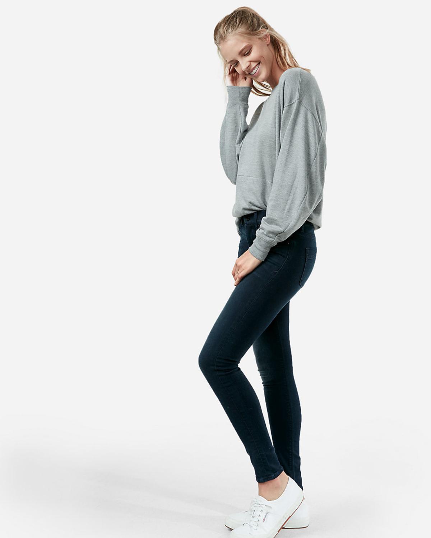 Stretch Jean Legging