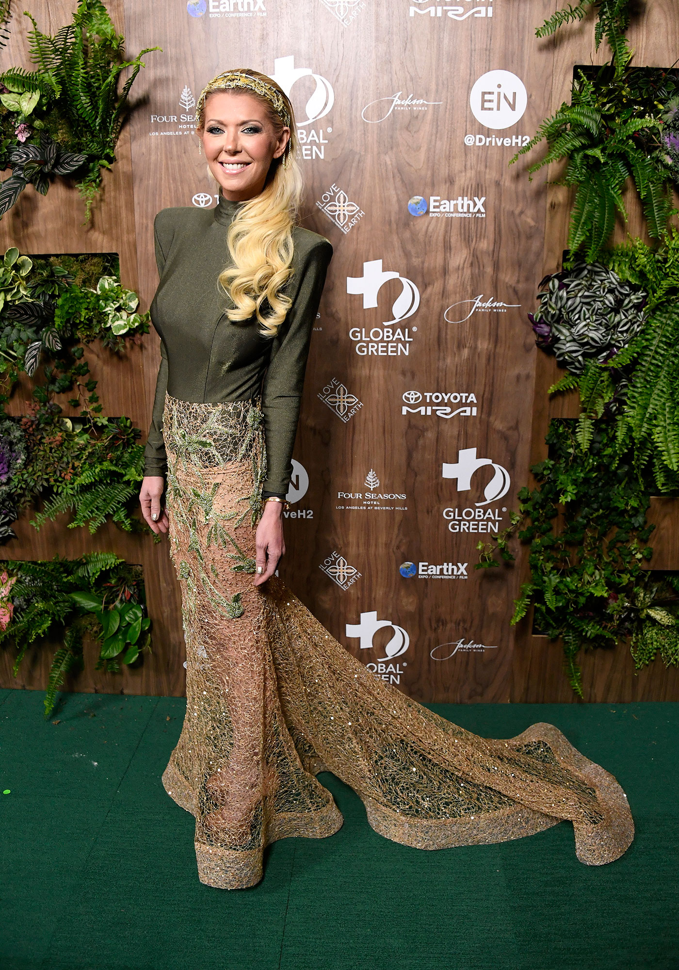 Tara Reid: Seann William Scott and Jason Biggs Would Have to 'Get Along' for 'American Pie' Sequel to Happen - Tara Reid attends the Global Green 2019 Pre-Oscar Gala at Four Seasons Hotel Los Angeles at Beverly Hills on February 20, 2019 in Los Angeles, California.