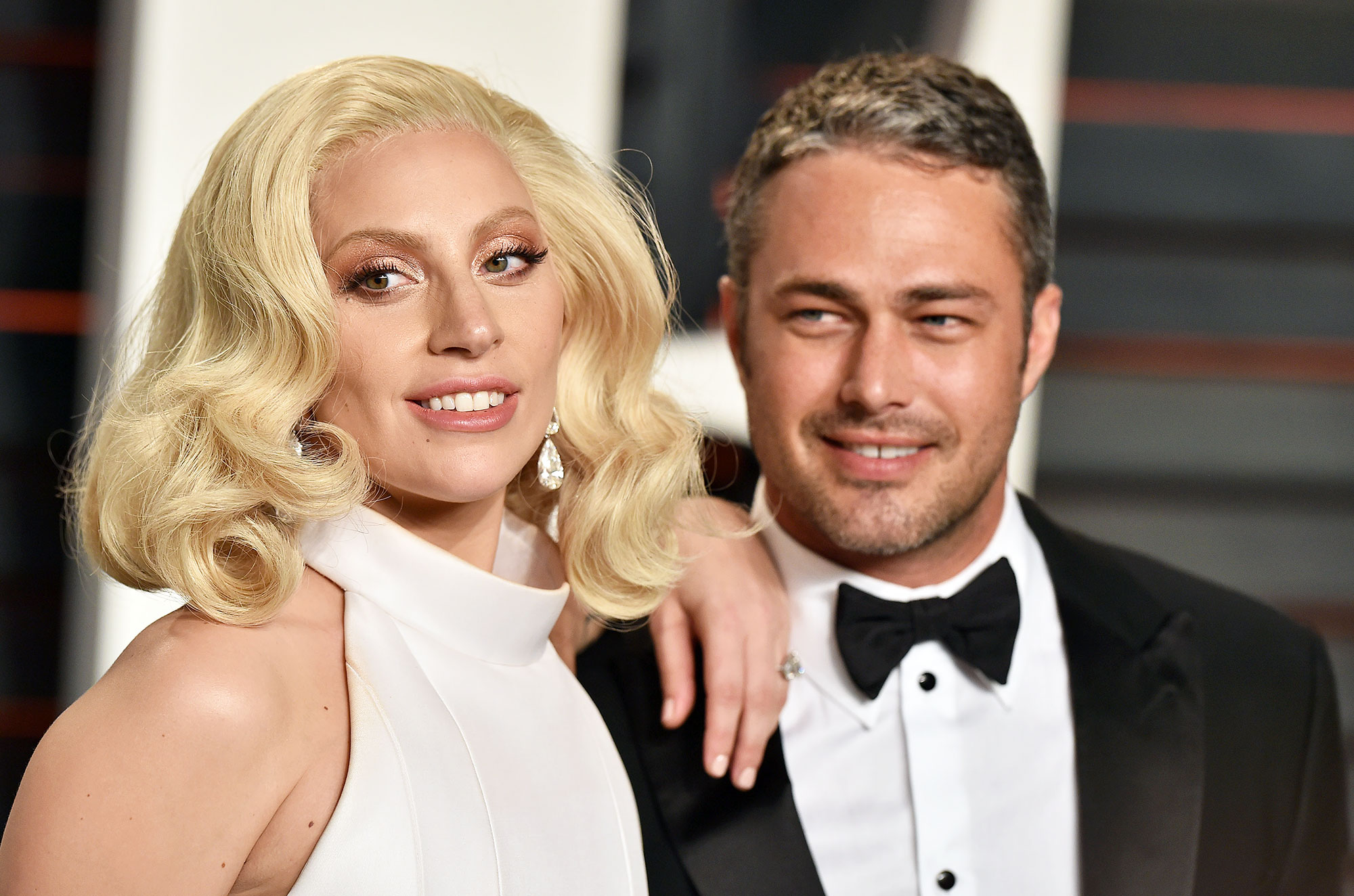 Taylor Kinney Likes Shady Instagram Comment Lady Gaga