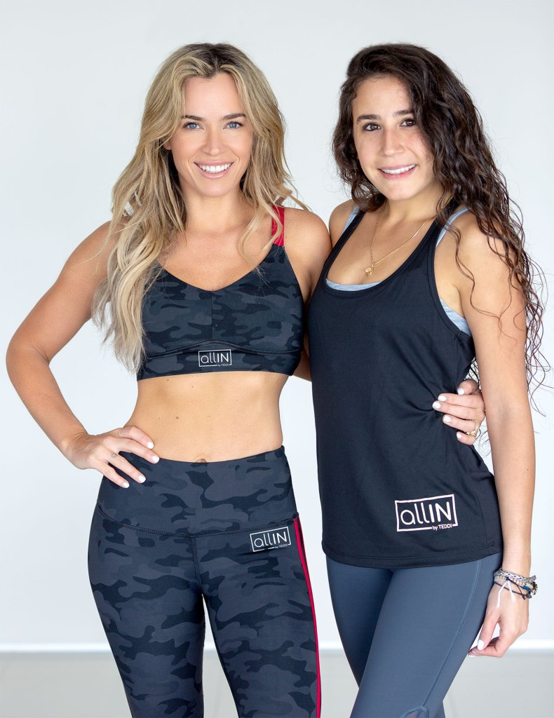 Teddi Mellencamp athletic line