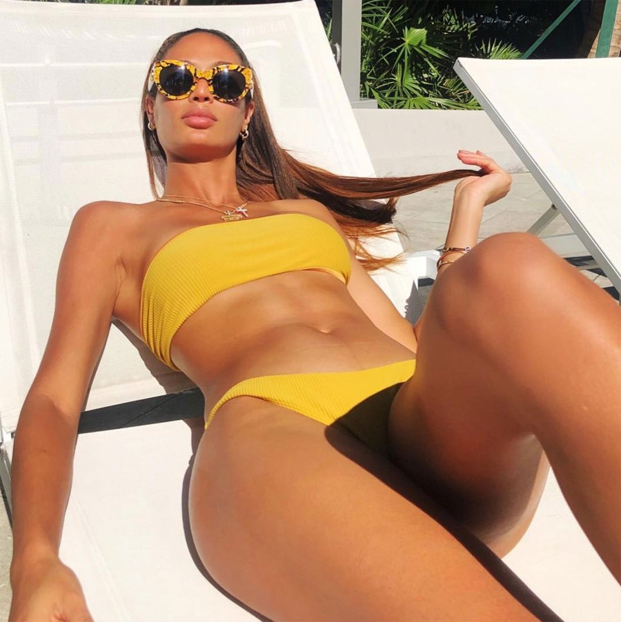 Joan Smalls The Best Celebrity Beach Bodies of 2019