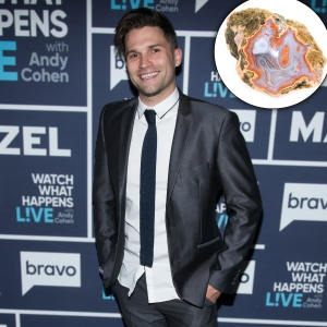 Tom Schwartz Reveals He Buried Lucky Agate in the Walls of Tom Tom: 'That Sealed the Deal'