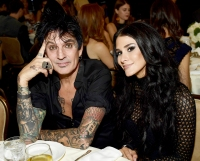 Tommy-Lee-and-Brittany-Furlan-married