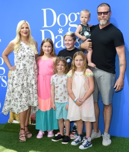 Tori Spelling Opens up About Social Media Trolls Bullying Her Kids: 'It's Not Easy'