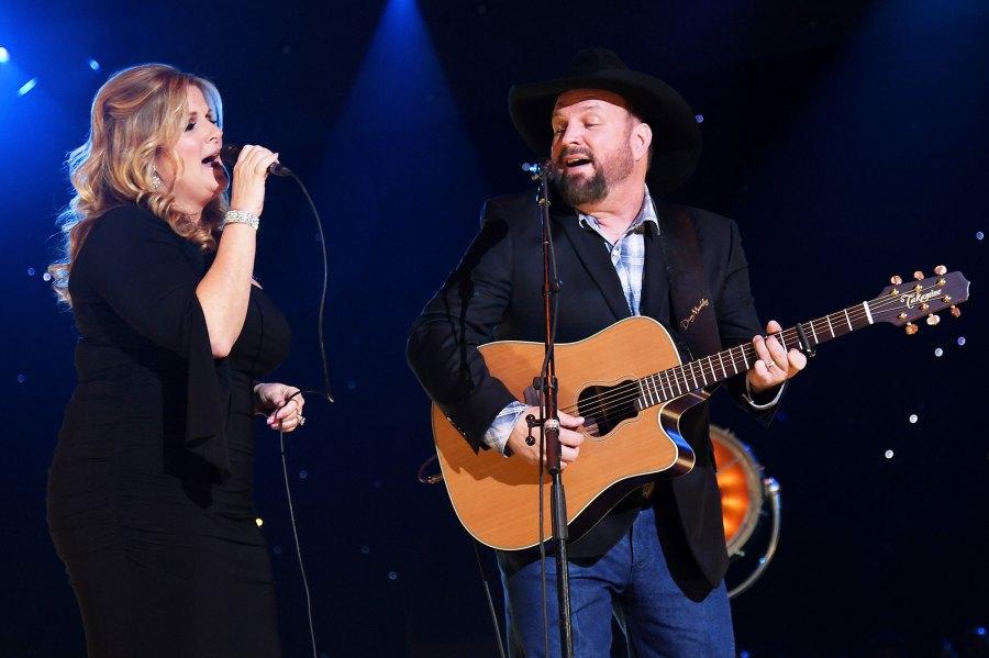 Trisha Yearwood on Garth Brooks: We Only Spend 5 Days Apart Each Year