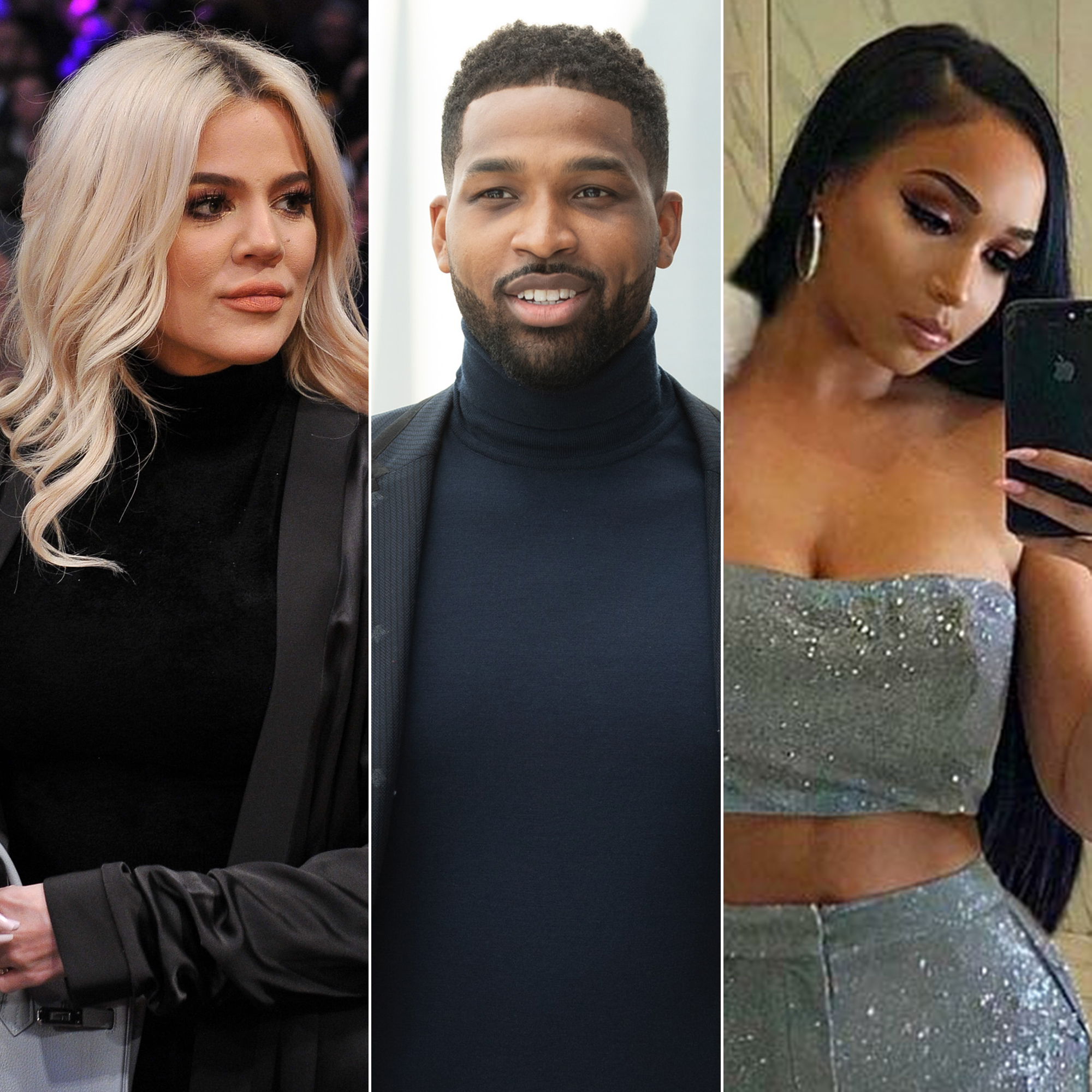 Tristan Thompson 'Crashed' at Ex Jordan Craig's House After Khloé Kardashian 'Kicked Him Out Several Times'