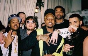 Tristan Thompson Has 'Boys Night' With Drake, Pals Amid Khloe Kardashian Split Rumors