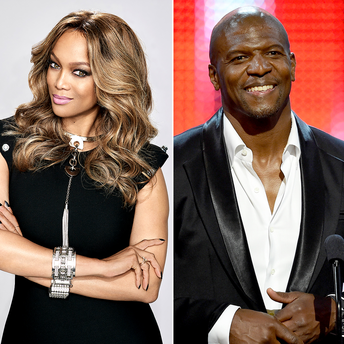Tyra-Banks-and-Terry-Crews-americas-got-talent - Tyra Banks and Terry Crews