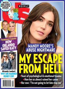US Weekly Cover 09 19 Mandy Moore