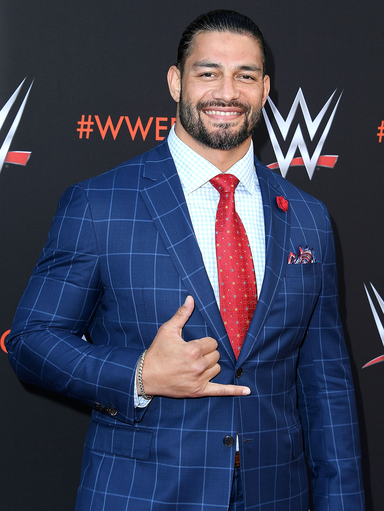 WWE Star Roman Reigns' Cancer Is in Remission