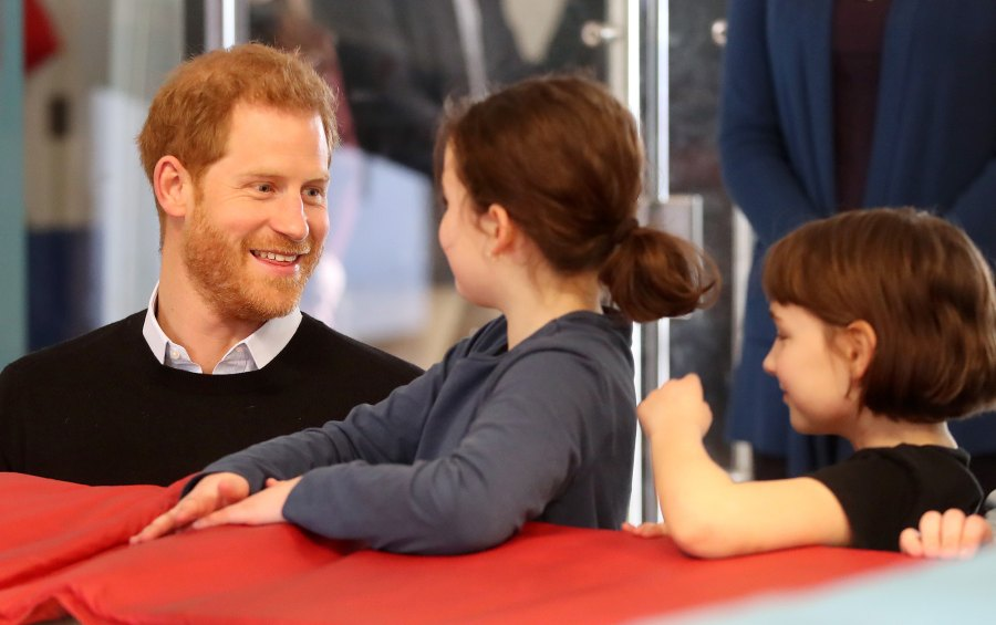 What Prince Harry Has Been Up to During Duchess Meghan's NYC Trip