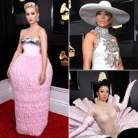 Wildest Celeb Looks on the 2019 Grammys Red Carpet