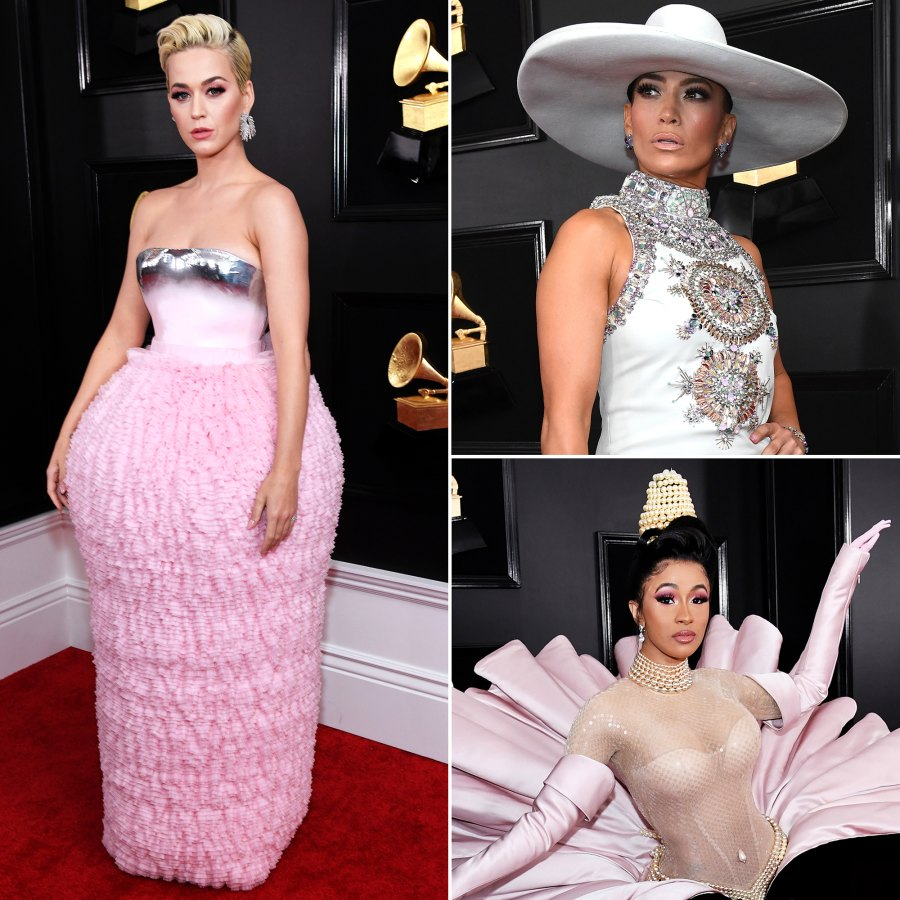 Wildest Celeb Looks on the 2019 Grammys Red Carpet
