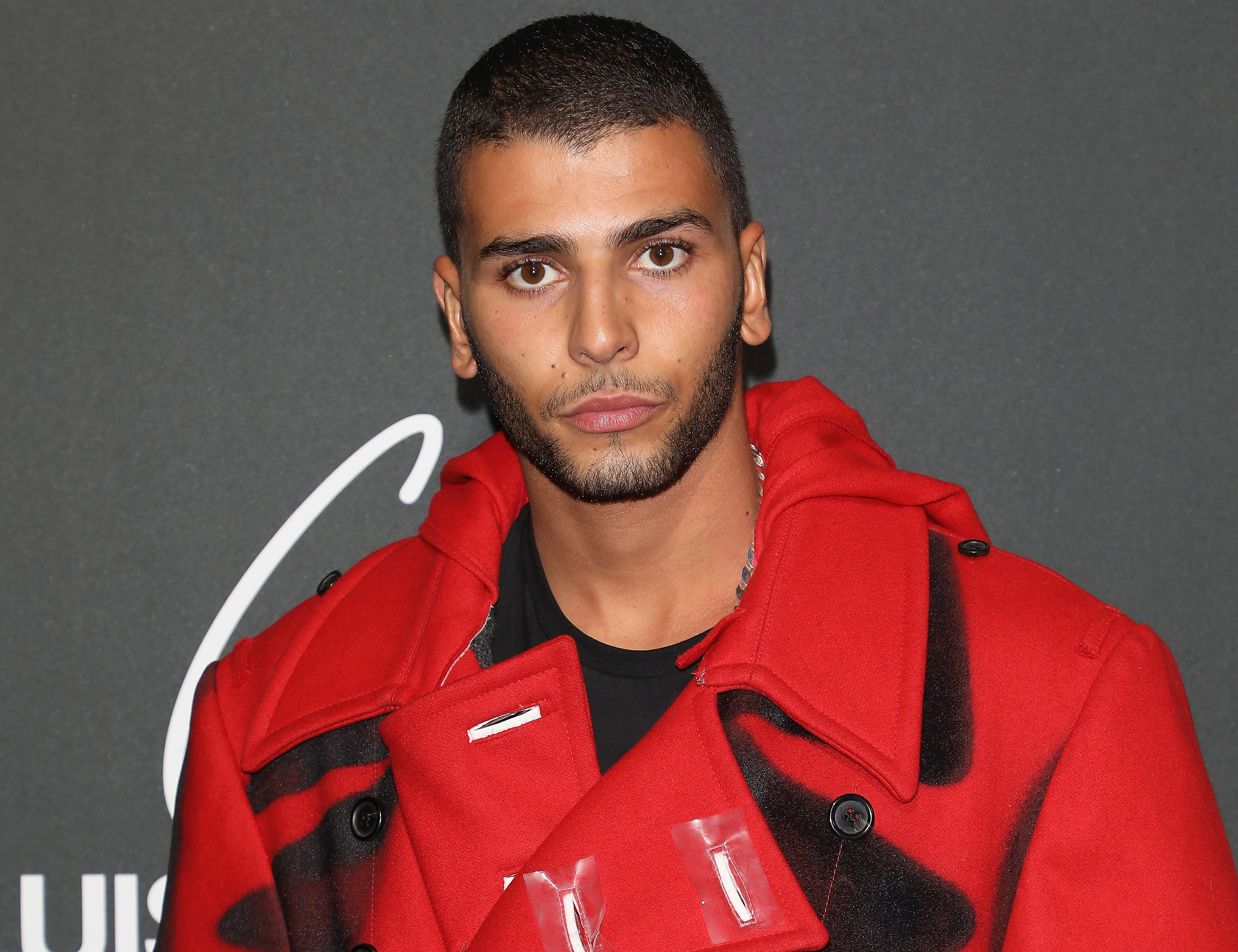 Younes Bedjima Faces Default Judgment in Assault Case - Younes Bendjima attends the CR Fashion Book x Luisasaviaroma: Photocall as part of the Paris Fashion Week Womenswear Spring/Summer 2019 on October 1, 2018.