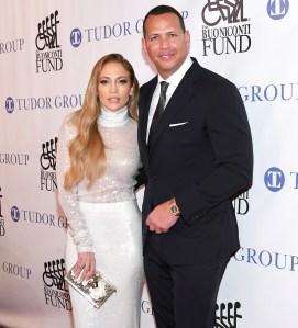 Alex Rodriguez Pens Love Letter to J.Lo