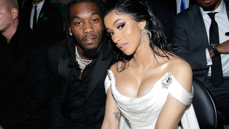 Cardi B Wishes Offset Happy Birthday With a Sexy Video