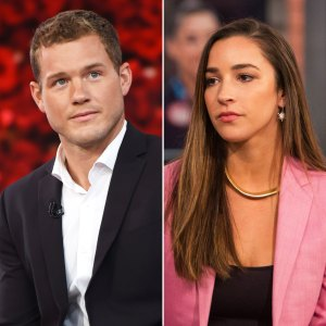 Colton Underwood Hasn't Reached Out to Ex Aly Raisman Since Talking About Her Sexual Abuse on 'The Bachelor'
