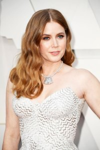Amy Adams Oscars 2019 Beauty: Drugstore Hair, Skin and Makeup Products on the Red Carpet