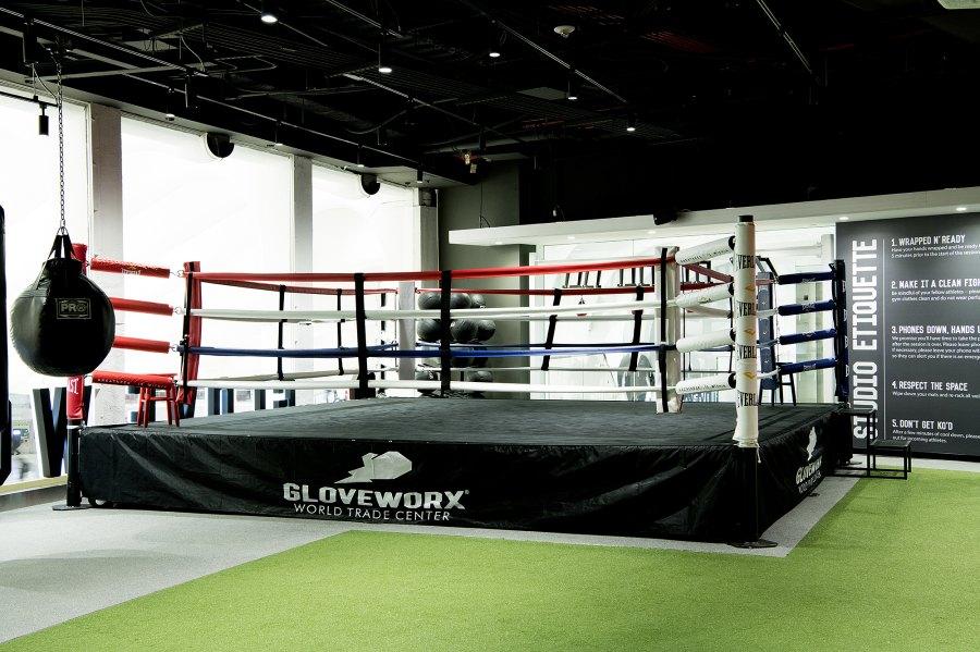 Glovework Gym at Westfield World Trade Center