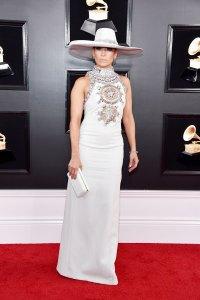 grammys 2019 Jennifer Lopez