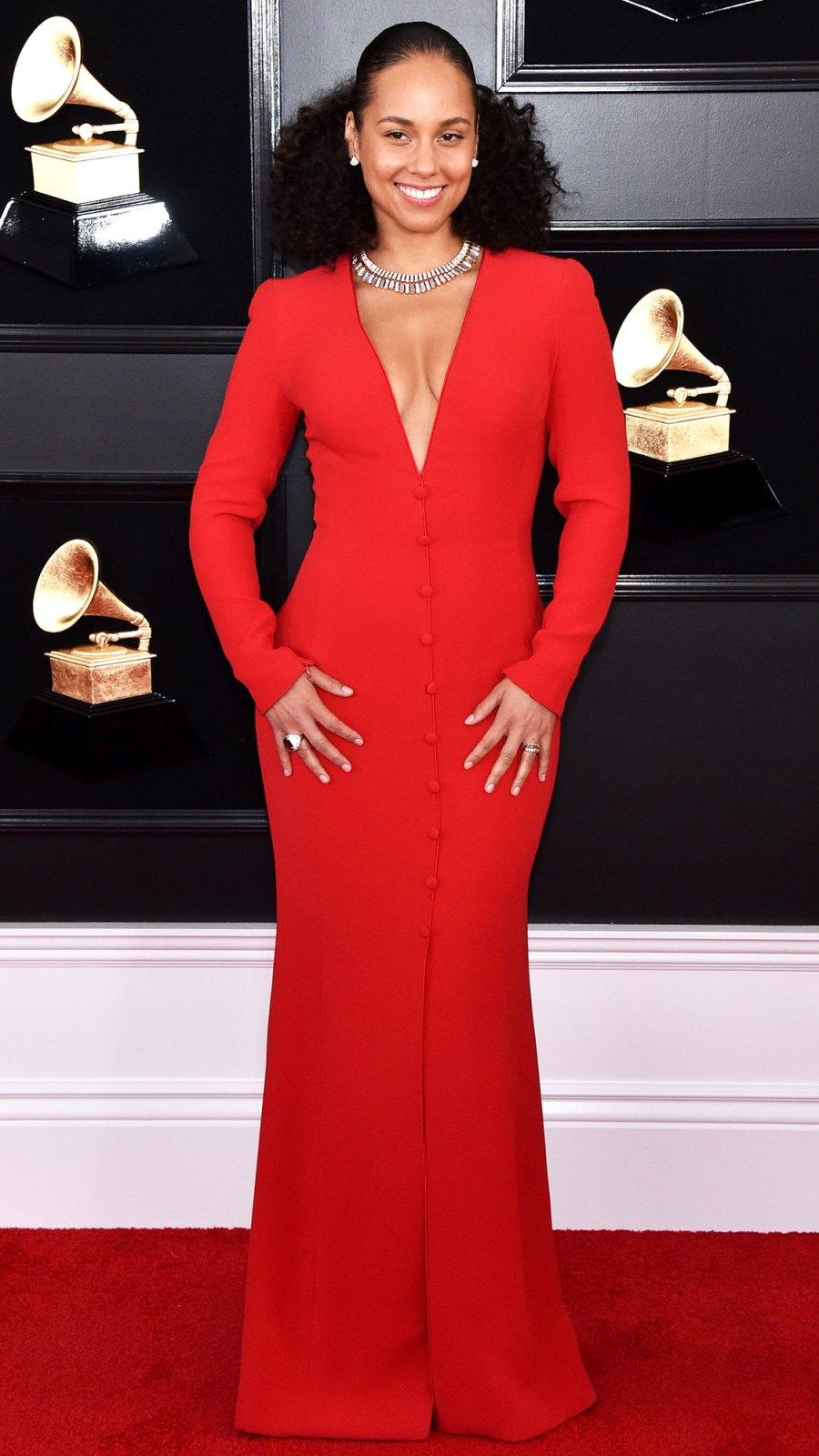 Alicia Keys grammys 2019