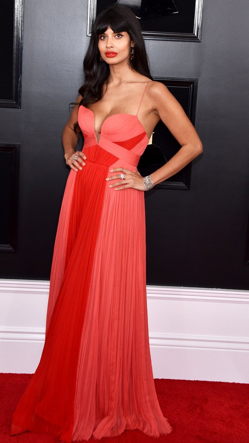 grammys 2019 red carpet see celeb dresses gowns grammys 2019 red carpet see celeb