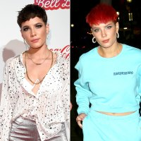 Halsey Goes Fire Engine Red, Joins the List of 2019 Star Hair Changes
