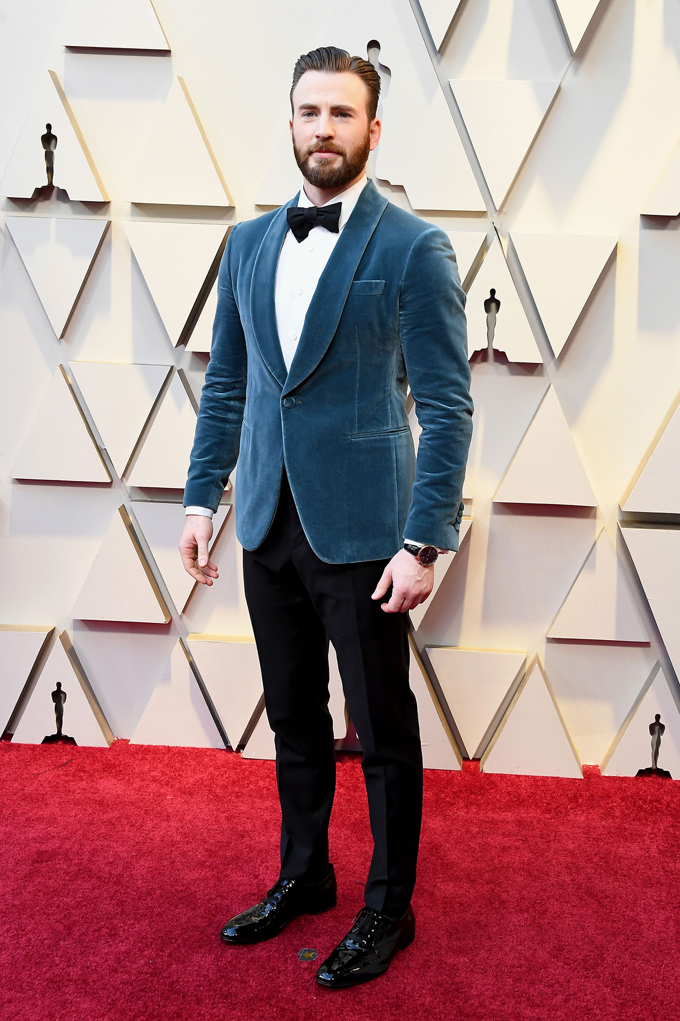 Oscars 2019 Red Carpet Fashion Hot Men In Suits Tuxes
