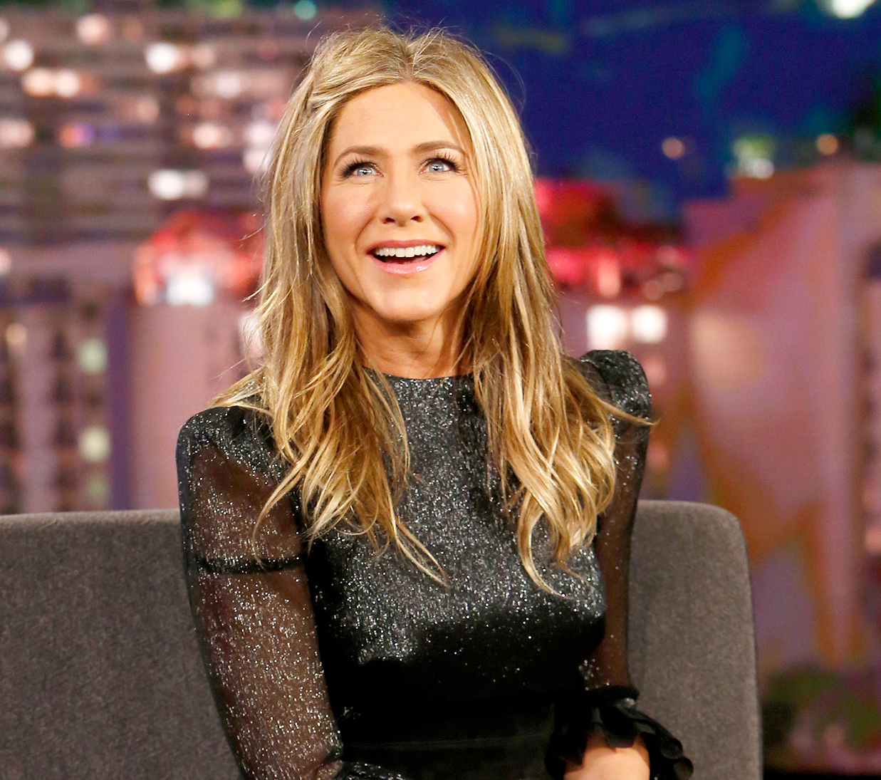 """jennifer-aniston-brad-pitt-divorce-relationship - """"My marriages, they've been very successful, in [my] personal opinion,"""" the We're the Millers actress revealed to Elle in December 2018 of her past marriages to Pitt and Justin Theroux. """"And when they came to an end, it was a choice that was made because we chose to be happy, and sometimes happiness didn't exist within that arrangement anymore."""""""