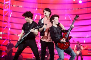"""Relive the Jonas Brothers' Best Musical Moments Throughout the Years: """"Please Be Mine,"""" """"Burnin' Up,"""" """"Lovebug"""" and More"""