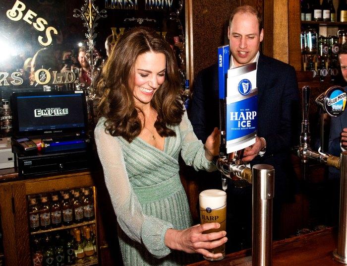 Kate Middleton Shows Off Hair Braiding Skills in Northern Ireland