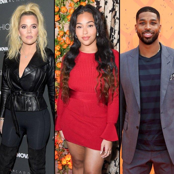 Khloe Kardashian Unfollows Jordyn Woods Amid Tristan Thompson Cheating Drama