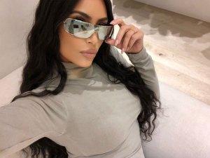 Kim Kardashian Caroline Lemke Sunglass Collection