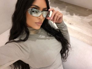 7db2b31261c Kim Kardashian x Caroline Lemke Sunglass Line Announced