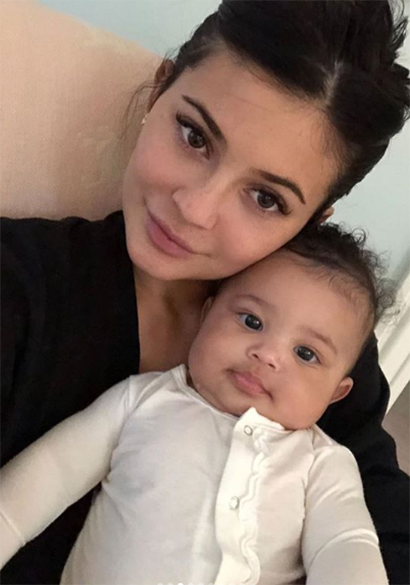 Kylie Jenner Stormi Birthday Presents - Kylie Jenner with daughter, Stormi.