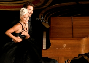 LH Lady Gaga and Bradley Cooper's 'Shallow' Wins Best Original Song at Oscars 2019