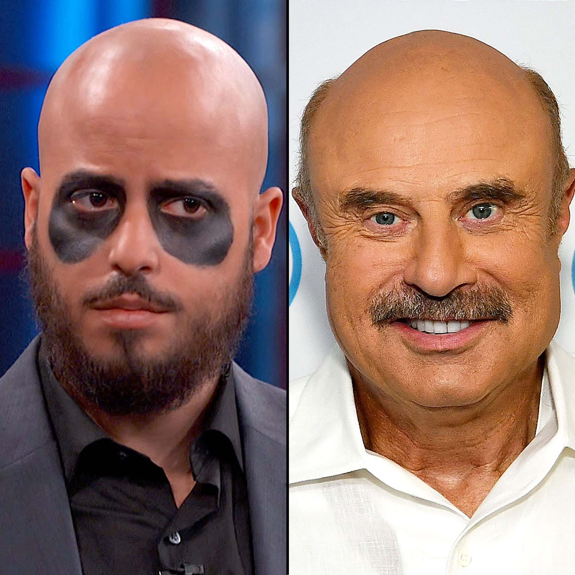Dr  Phil' Show Guest Believes He's the Real Life Batman: