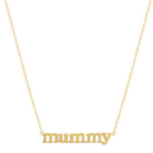Meghan, Duchess of Sussex Duchess Meghan's Mummy Necklace